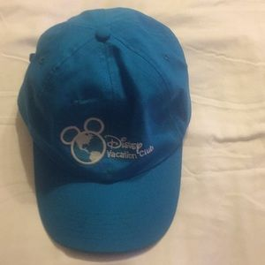 Disney Vacation Club Member Blue Adj Baseball Cap